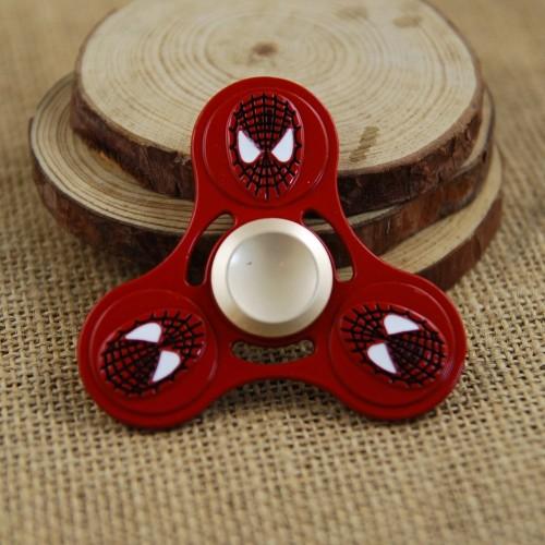 Spiderman Metal Fidget Spinner Hand Spinner Finger Spinner Anti Stress for ADHD Figet
