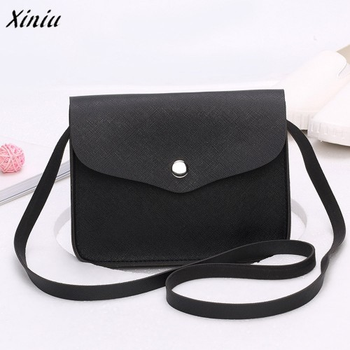 Fashion Women Leather Handbag Crossbody Shoulder Messenger Phone Coin Bag famous designer brand bags women leather