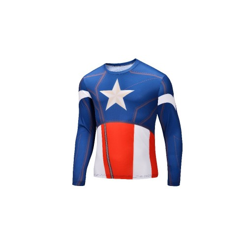 Motion Printed Long Sleeves Quick Dry T Shirt (17)