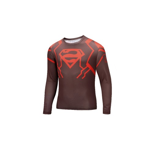Motion Printed Long Sleeves Quick Dry T Shirt (8)