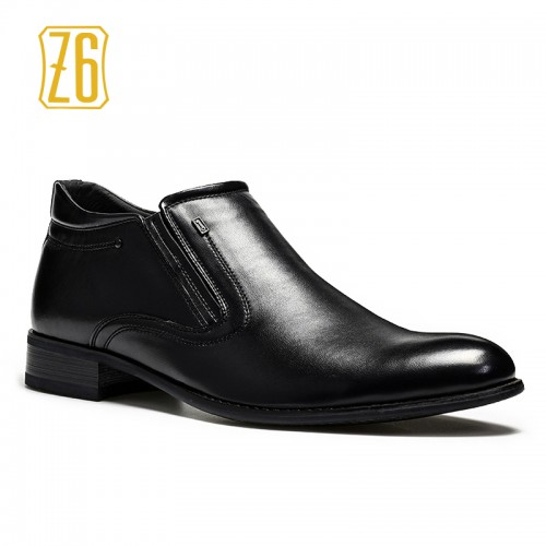 men boots Top quality handsome comfortable brand leather boots