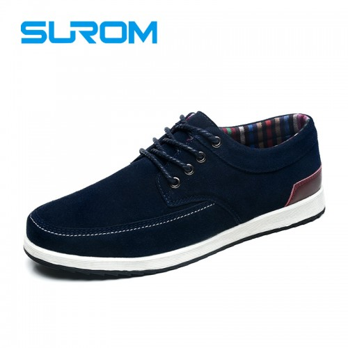 new stylist Men smart Shoes Soft Split wear Shoes (7)