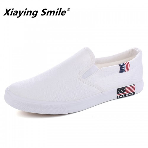 Fashion Summer Season New Bean Shoes Foot Tic Lazy Shoes Convenient for Driving Shoes Outdoor