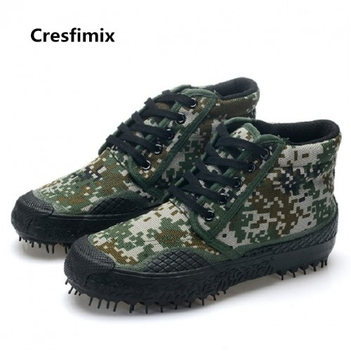 Chaussures Hommes Male Fashion Comfortable Spring Autumn Work High Shoes Worker Pro Anti Skid Protective Lace