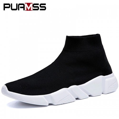 Men Casual Shoes New Breathable Male Fashion Casual Shoes for Men Large