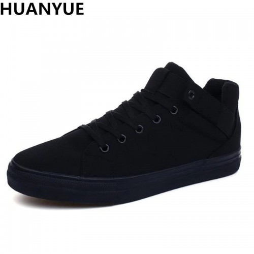 New Arrival High Quality Men Flats Shoes Breathable Fashion Men Casual Canvas Shoes Zapatos Hombre