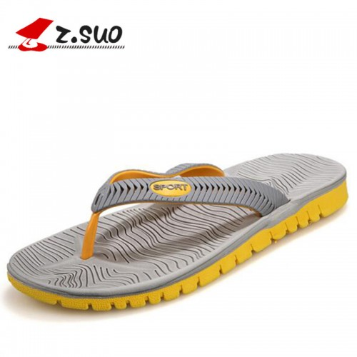 Cheap Summer Men Flip Flops Bathroom Slippers Men Casual PVC EVA Shoes Fashion Summer Beach Sandals