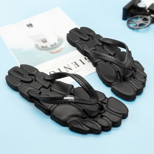 GieniG Man Flip Flops Summer Outdoor Comfortable Sandals Personality Men Slippers