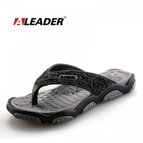 Men s Sandals Casual Summer Slippers Shoes Men Lesiure Rubber Platform Sandals Beach Flip Flops