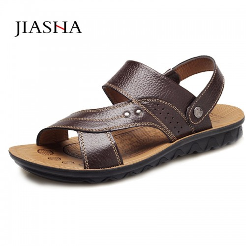 Famous Brand Casual Men Sandal Fashion Plastic Summer Beach Water Shoes (11)