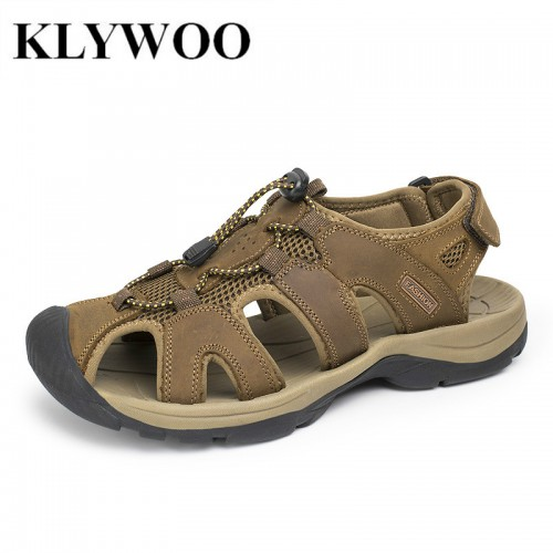 Famous Brand Casual Men Sandal Fashion Plastic Summer Beach Water Shoes (14)