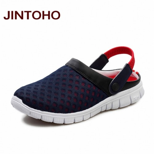 Famous Brand Casual Men Sandal Fashion Plastic Summer Beach Water Shoes (2)
