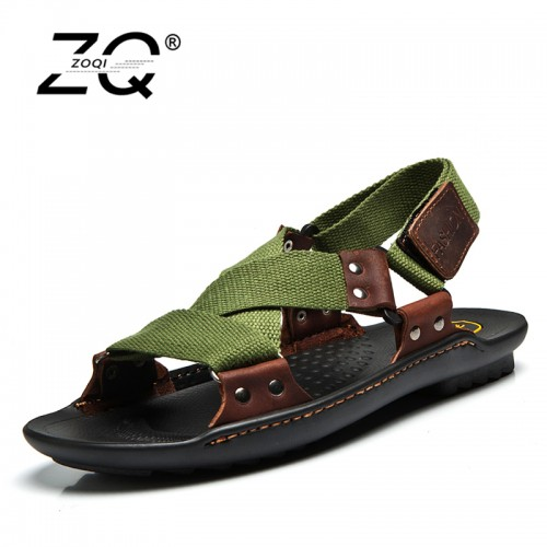 Famous Brand Casual Men Sandal Fashion Plastic Summer Beach Water Shoes (25)