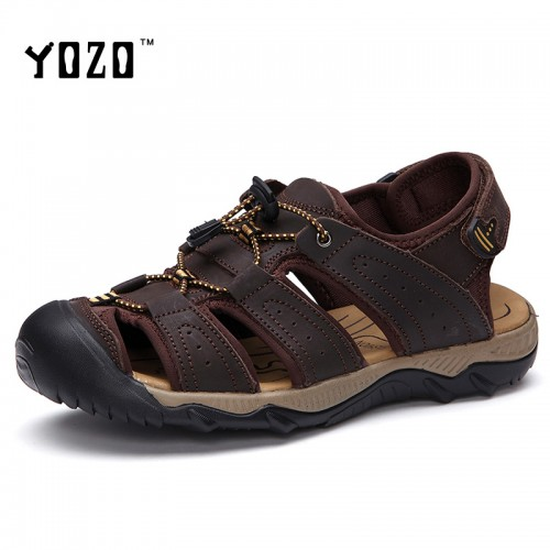 Famous Brand Casual Men Sandal Fashion Plastic Summer Beach Water Shoes (8)