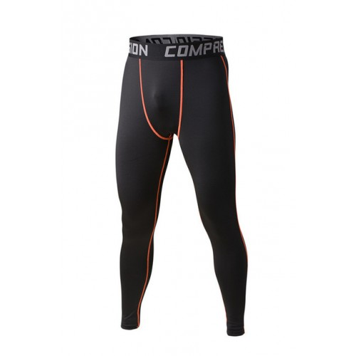 Mens Compression Pants Fitness Leggings (1)