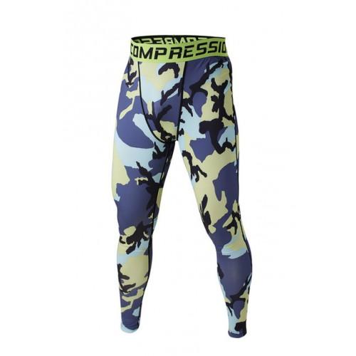 Mens Compression Pants Fitness Leggings (3)