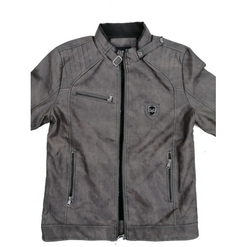 D & G Mens Fashion Casual Design Bikers Jacket For Winter High Quality