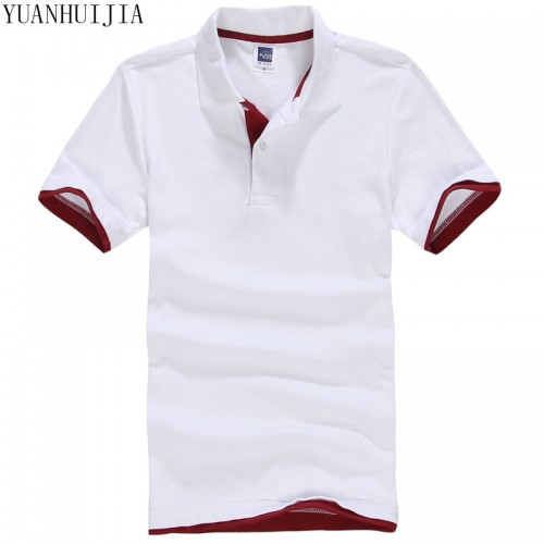 Brand New Men s Polo Shirt For Men Polos Men Cotton Short Sleeve shirt Clothes jerseys