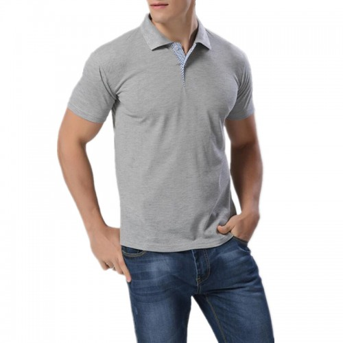 Hot Polo 2016 New Fashion brand Short Sleeve Men Polo Men Cotton Casual Breathable Fitness Boss