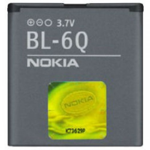 BL6Q Battery for Nokia 6700 classic