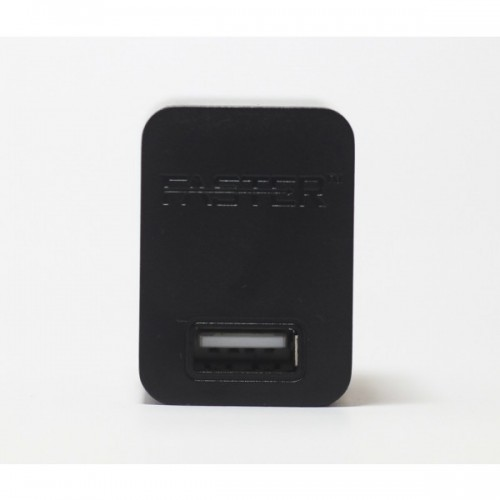 Faster FAC-100 2.0A USB Charger - Black / Faster PK