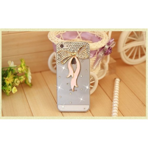 Crystal Diamond Mobile Cover for iPhone (11)