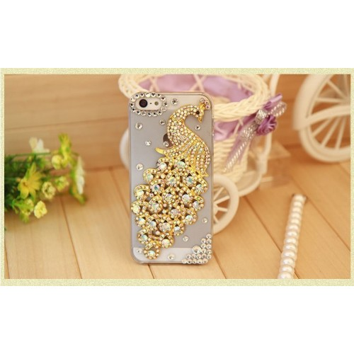 Crystal Diamond Mobile Cover for iPhone (13)