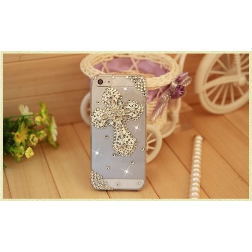 Crystal Diamond Mobile Cover for iPhone (17)
