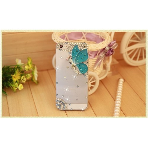 Crystal Diamond Mobile Cover for iPhone (2)