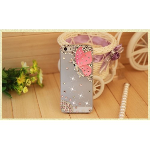 Crystal Diamond Mobile Cover for iPhone (20)