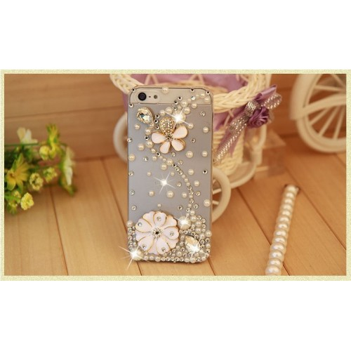 Crystal Diamond Mobile Cover for iPhone (21)