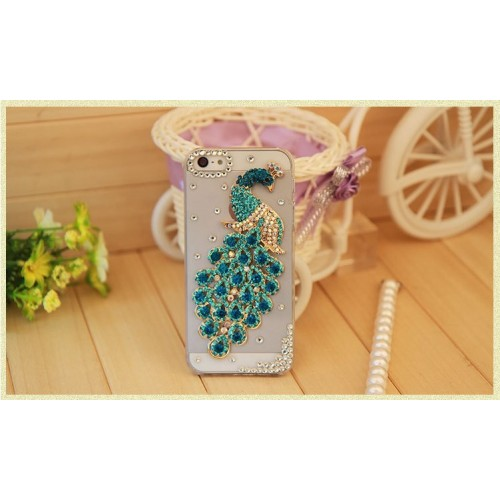 Crystal Diamond Mobile Cover for iPhone (4)