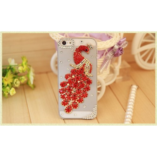 Crystal Diamond Mobile Cover for iPhone (7)