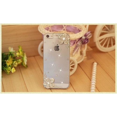 Crystal Diamond Mobile Cover for iPhone (8)