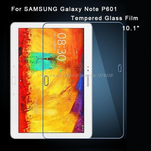 Best Premium Tempered Glass for Samsung Galaxy Note 10 1 P600 P601 Tablet 9H Hard Anti
