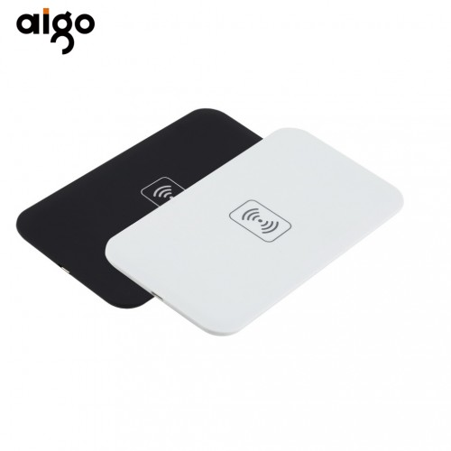 AIGO Universal QI Standard Wireless Charging Pad Power Charger for Nokia Lumia 920 820 for LG