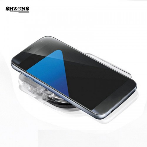 Wireless Charger QI Standard Phone Charger Charging Device for Samsung Note5 Note7 S6 S6 Edge
