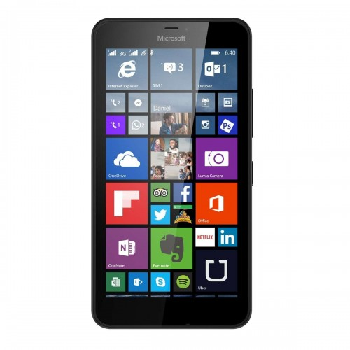 Lumia 640XL Black