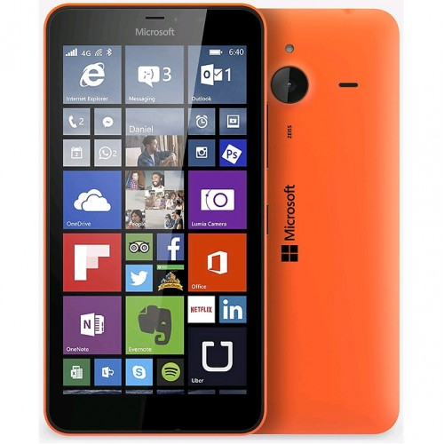 Lumia 640XL Orange