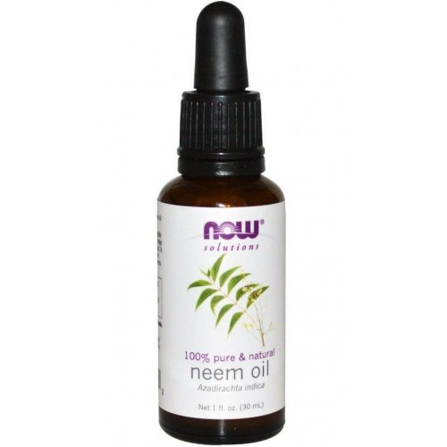Now Solutions Neem Oil 30ml