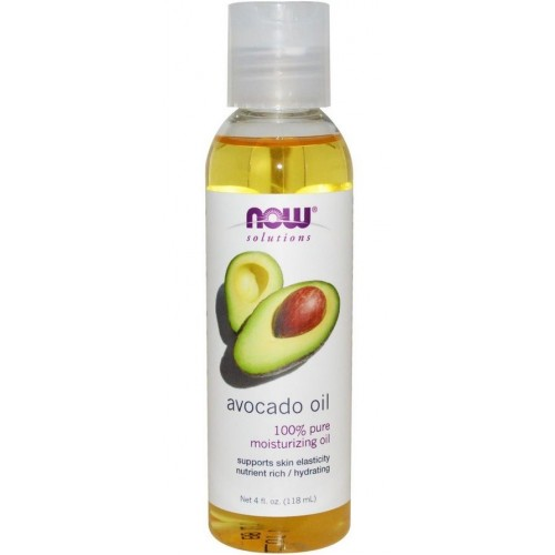 Now Solutions Avocado Oil 118 ml