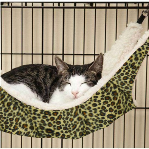 Cat bed hammock for window rest pet bedding house Ferret Cage warm and soft