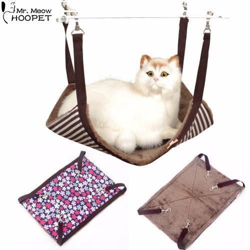 Pet Cat Hanging Hammock Bed Ideal for Cats Ferret Rat Rabbit Small Dogs Kitten Warm Soft