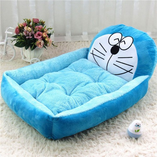 Super Cute Soft Bed Cat Warm Cotton Pet Products Mini Puppy Pet Bed Soft