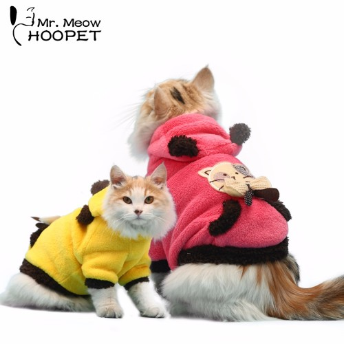 Pet Clothes Comfortable And Soft Double Warm Cute Leisure Personal Tailor Choose A Variety Of Styles