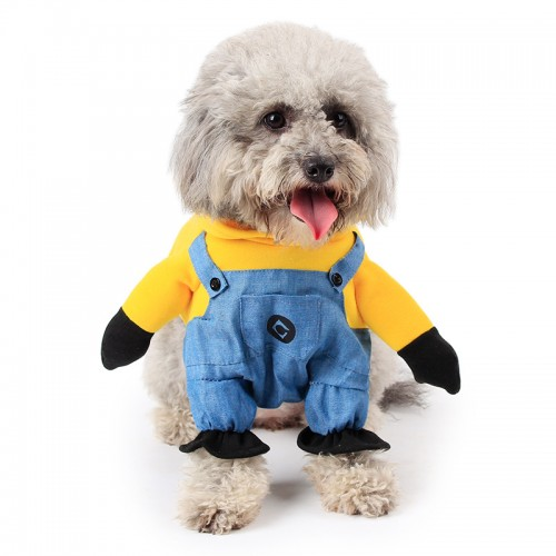 Pet Clothes Pet Costume Minion Costumes Clothes