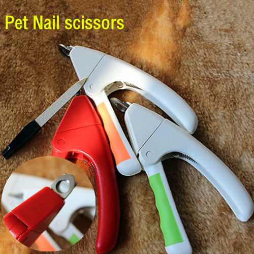 Pet Cat Nail Toe Claw Clippers Scissors Trimmer Cutter Grooming Tool