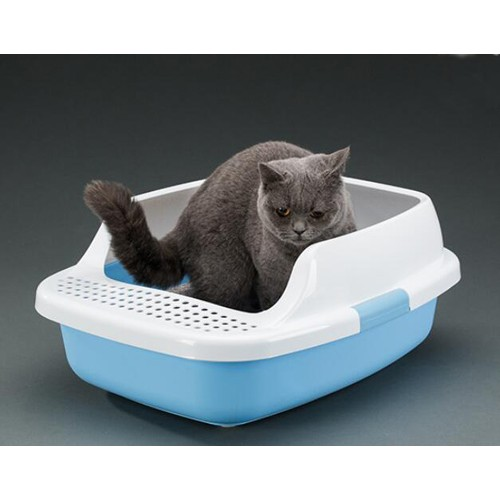 Cat Bedpans Candy Color Toilet For Cats Toilet Training Bedpan Litter Box