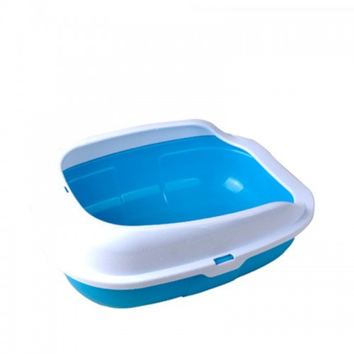 Cat Litter Trays Closed Toilets Sand Bedpan Toilet Pets Litter Boxe Arenero Gato Purifying Lettiera
