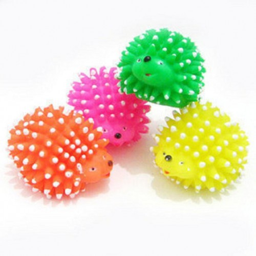 Cute Shape Pet Cat Squeaky Toys Pets Puppy Kitten Funnty Toys With Noise Soft